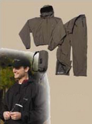 1cd95aa3397 Nepromokavé kalhoty ELITE Ultra Light - khaki